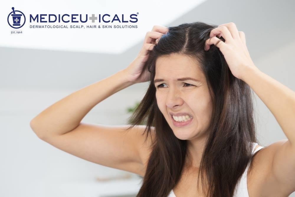 Hair2 - Droge hoofdhuid behandelen